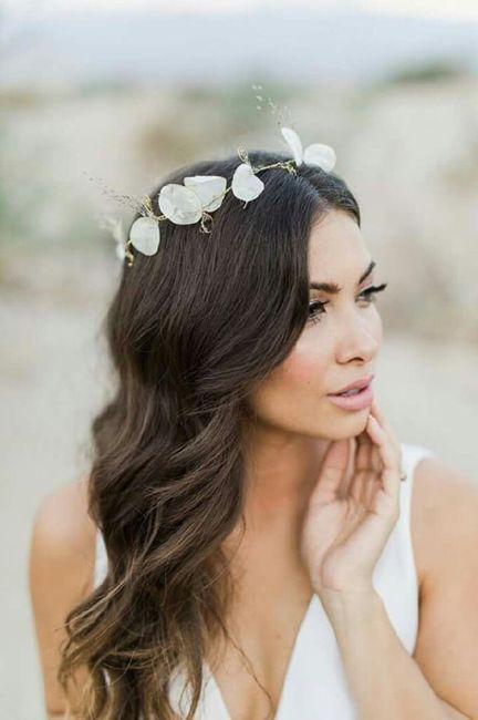 Peinados Para Novias 2018 Con Cabello Suelto Foro Belleza Bodas