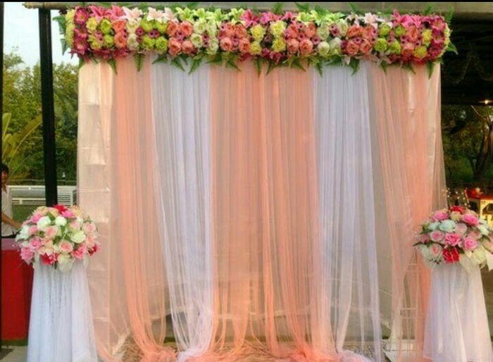 Decoraci n de altares con cortinas foro organizar una - Cortinas de decoracion ...