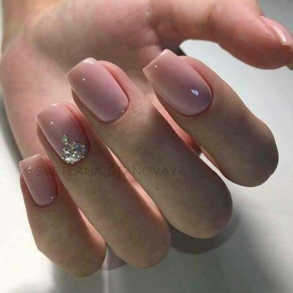 Uñas Con Gelish Foro Belleza Bodascommx