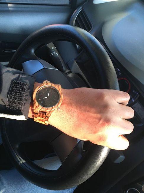Reloj de compromiso para mi fm ♡ 3