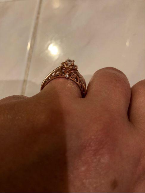 Muestren sus anillos chicas!! 5