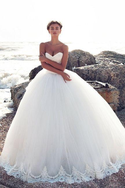 d929047b5 Vestidos de novia tendencia 2017 - 2018 - Foro Moda Nupcial - bodas ...