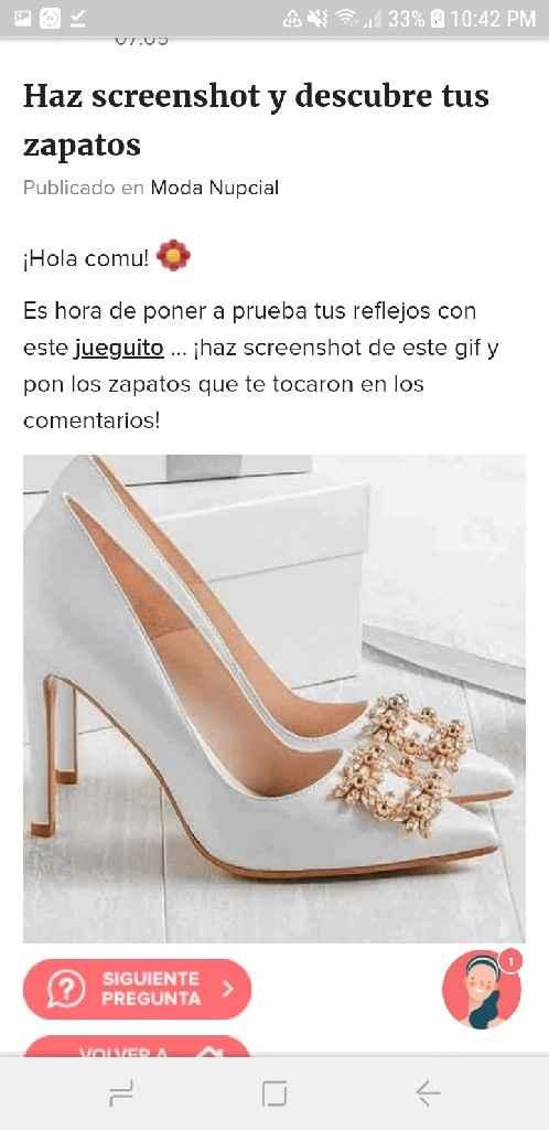Haz screenshot y descubre tus zapatos - 1