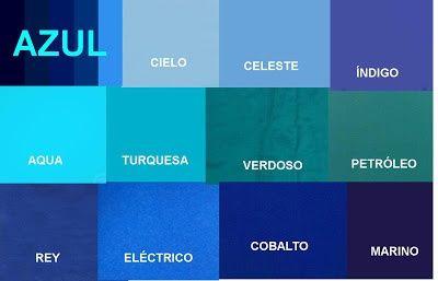 Duda con los colores foro for Que color asociar con el azul turquesa