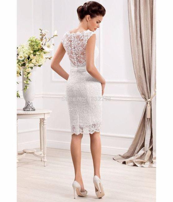b4b0172ff7 Vestidos cortos para boda de civil – Los vestidos de noche son ...