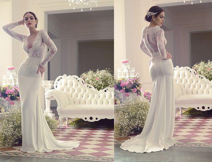 5 vestidos de novia de diseño mexicano - foro moda nupcial - bodas