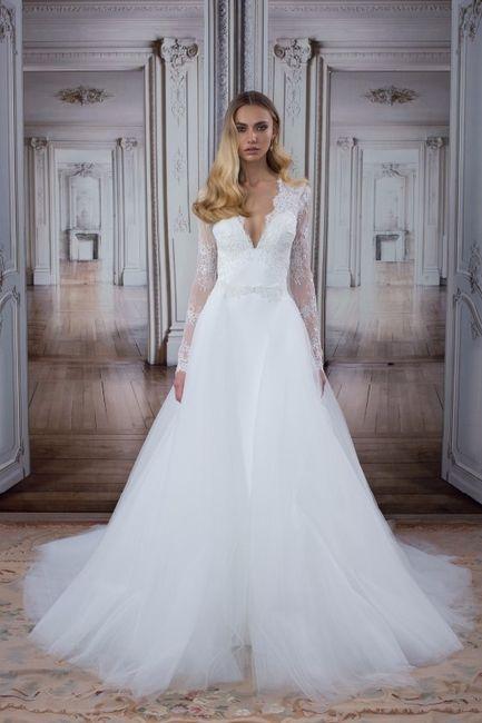 Vestidos novia disenadora pnina