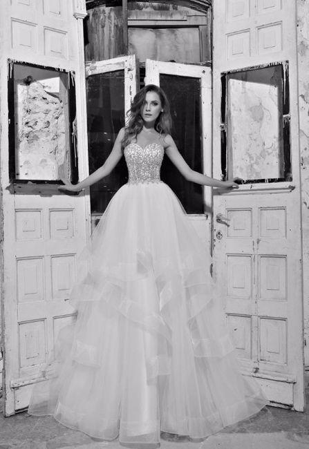 vestidos de novia 2017: colección love pnina tornai