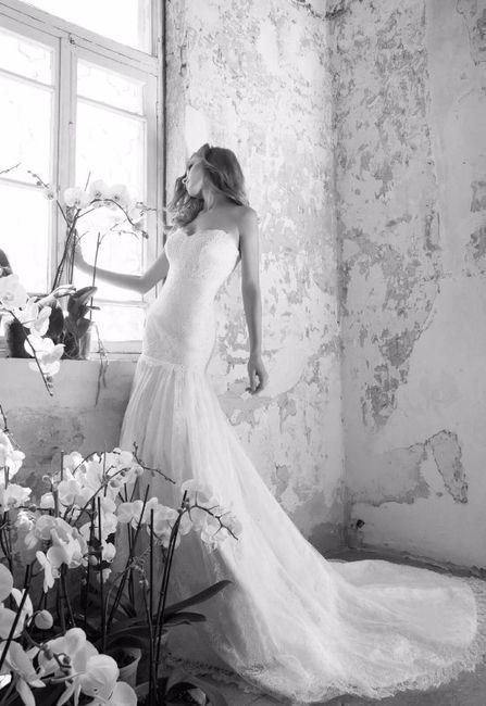 Vestidos de novia pnina tornai 2016