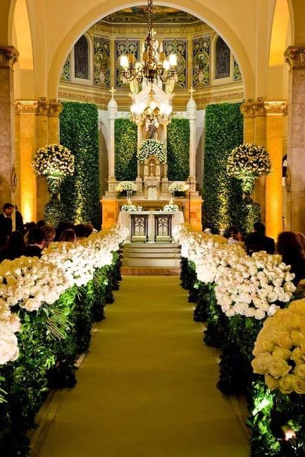 Ideas de decoraci n para la iglesia foro ceremonia nupcial - Foro decoracion ...