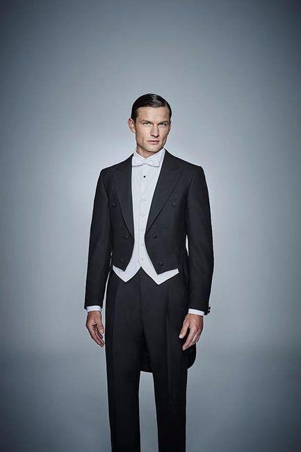 31beead73 Trajes estilo Frac para novios - Foro Moda Nupcial - bodas.com.mx
