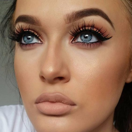Maquillaje Natural Para El Dia B Foro Belleza Bodascommx - Maquillaje-natural-de-dia