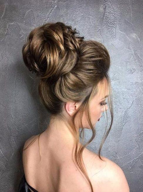 Peinados recogidos elegantes para la boda Foro Belleza bodascommx