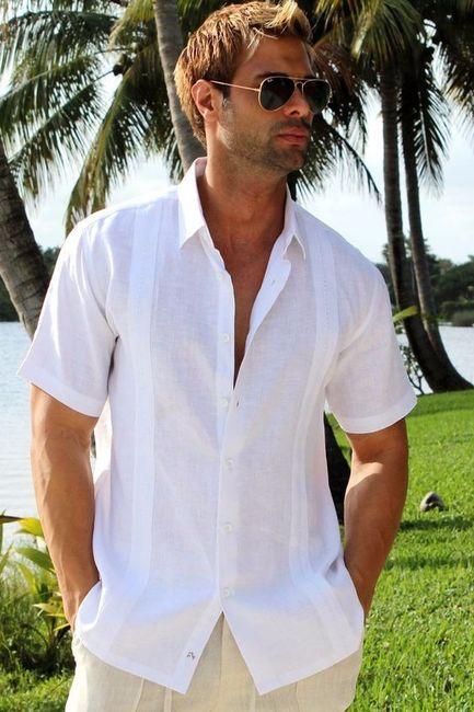 bf05a5b72e Boda en playa  ¡Looks para el novio! - Foro Moda Nupcial - bodas.com.mx