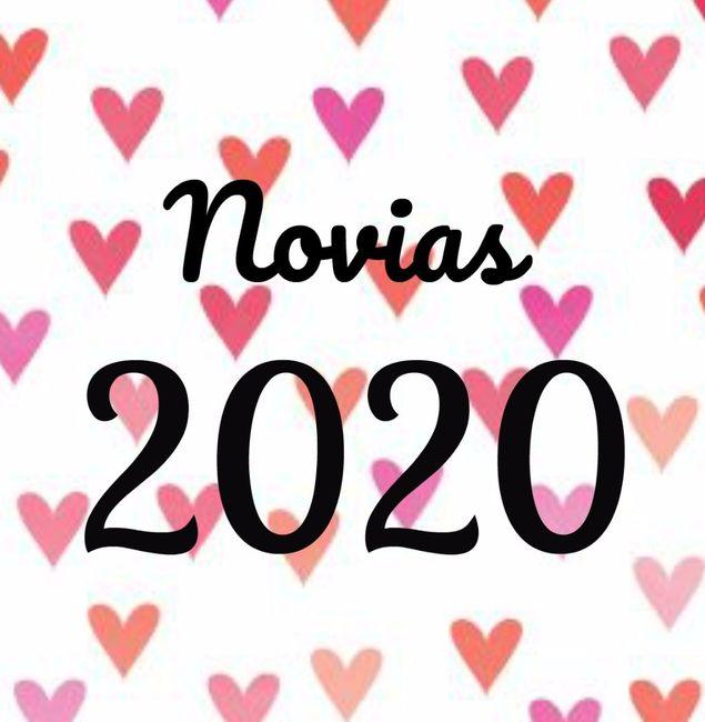 Novias 2020