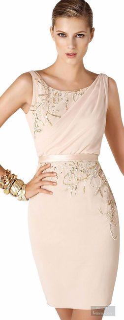 Imagenes de vestidos elegantes para boda civil