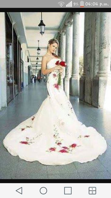 Vestidos de novia charros 2019