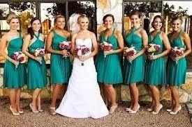 ab2bbb773c Damas de honor y sus vestidos... - Foro Moda Nupcial - bodas.com.mx