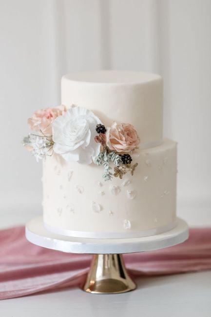 Ayuda...ideas de pastel de bodas 7