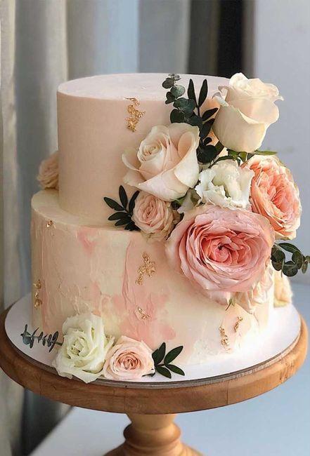 Ayuda...ideas de pastel de bodas 9