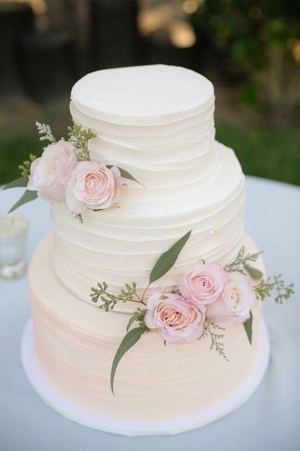 Ayuda...ideas de pastel de bodas 10