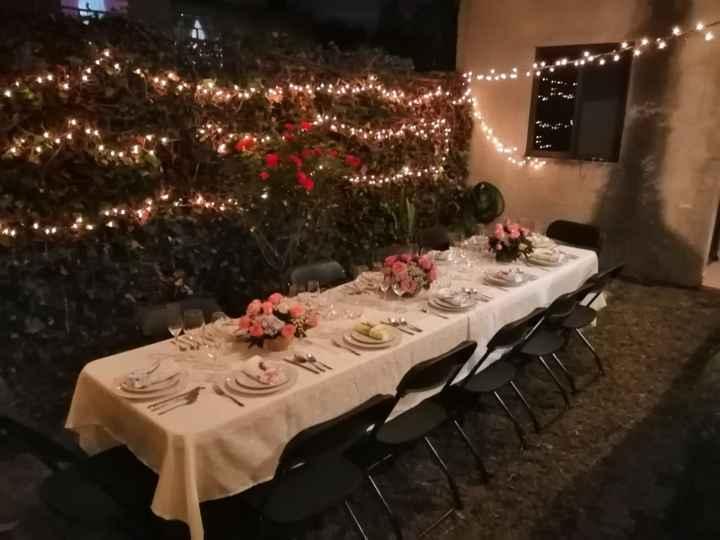 Cena de compromiso!!! - 2