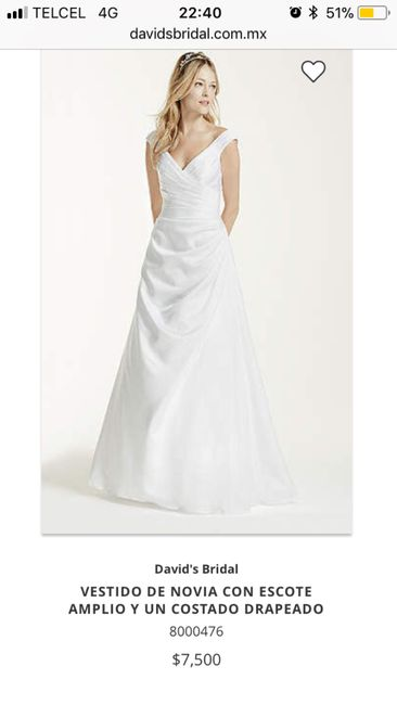 Vestidos de novia queretaro baratos