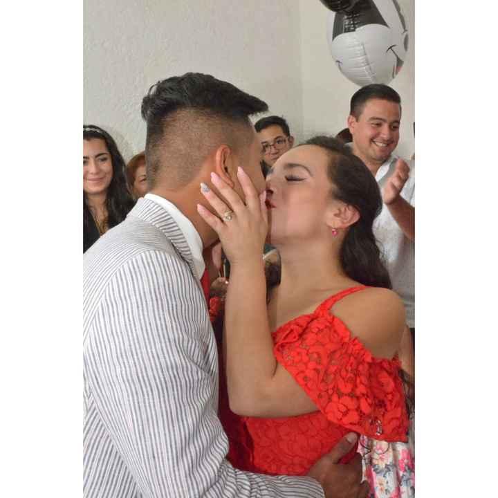 Casada por el civil ❤️ - 9