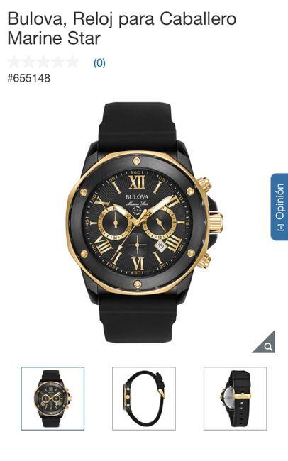 Reloj Compromiso super duda 1