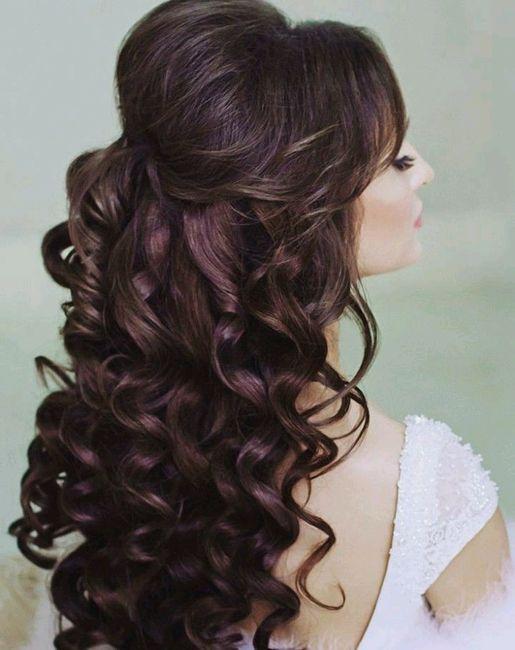 Peinados con pelo medio recogido Foro Belleza bodascommx