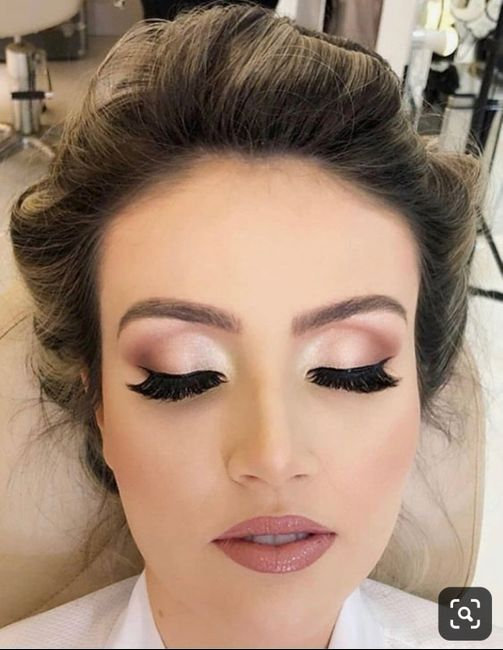 Guerra de Admins: Maquillaje de novia 3