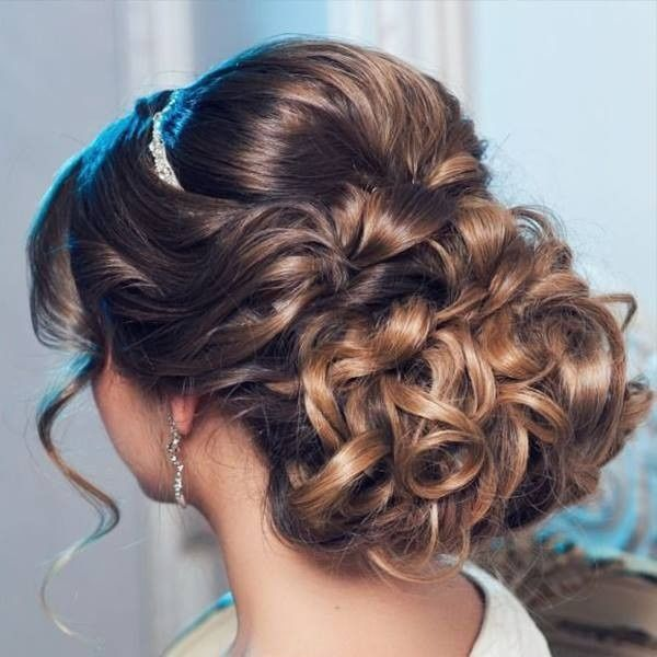beautiful hair style peinados despeinados foro moda nupcial bodas mx 1220 | cfb 307720