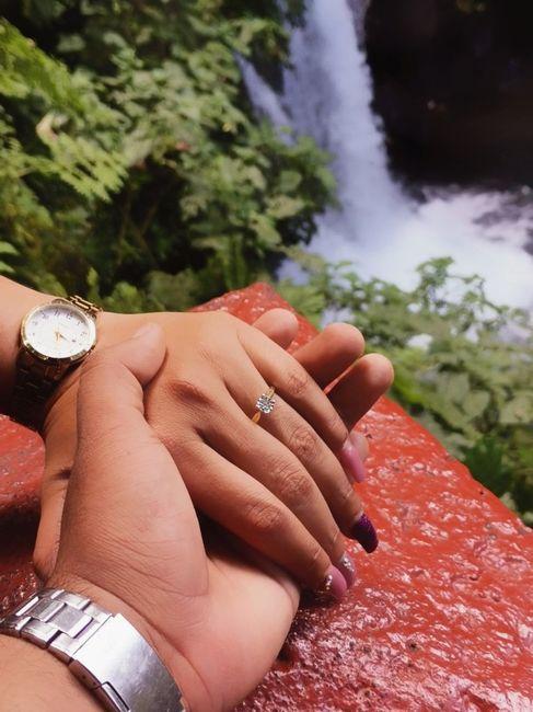 Muestren sus anillos chicas!! 7