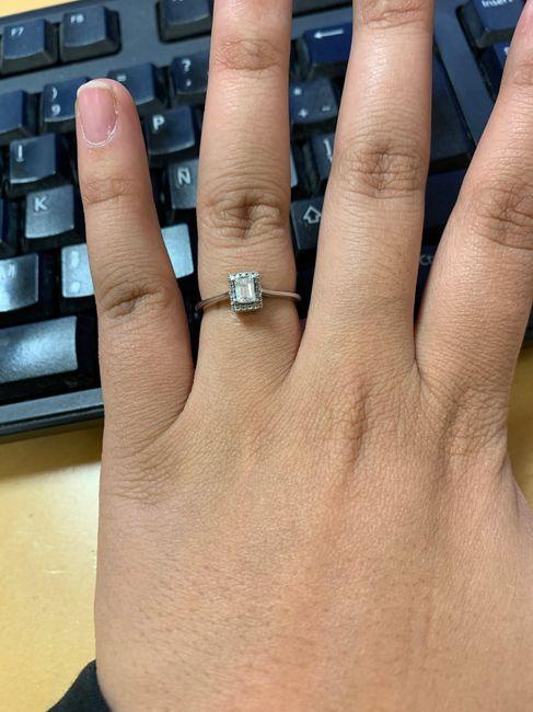 Muestren sus anillos chicas!! 12