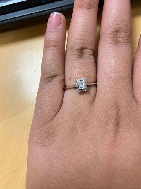 Muestren sus anillos chicas!! 11