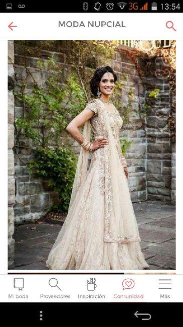 faedda4232 Vestidos latinos con inspiración hindú - Foro Moda Nupcial - bodas ...