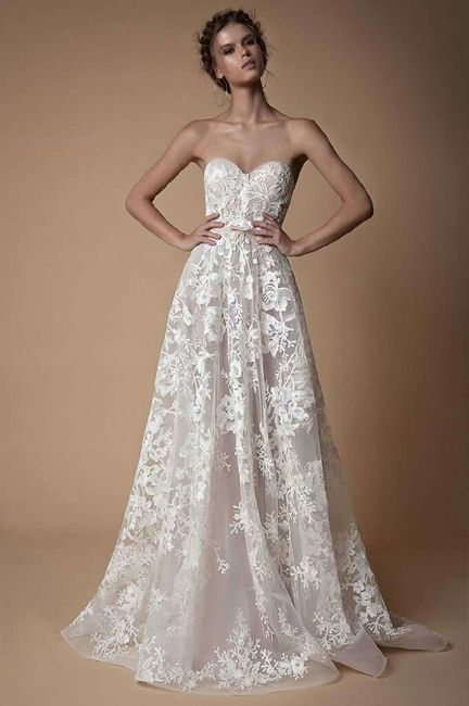 Vestidos de novia ligeros