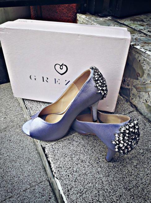 ¡Comparte una foto de tus zapatos! 👠📷 1