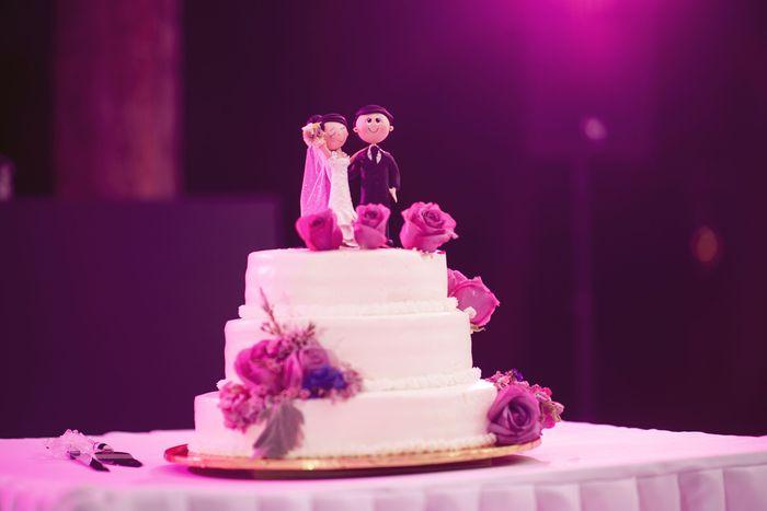 5 pasteles de boda con flores 8