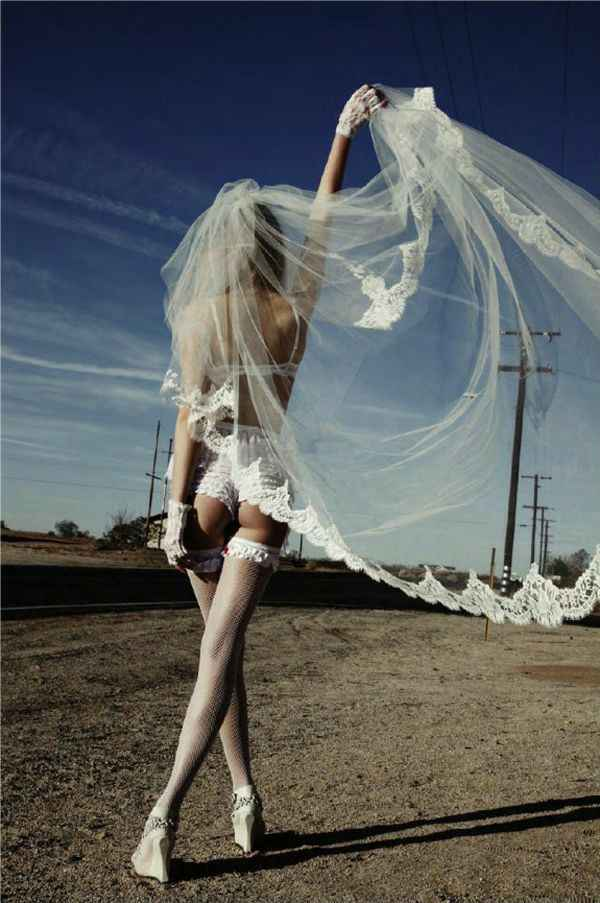 """Trash the Dresses Bridal"" - 5"