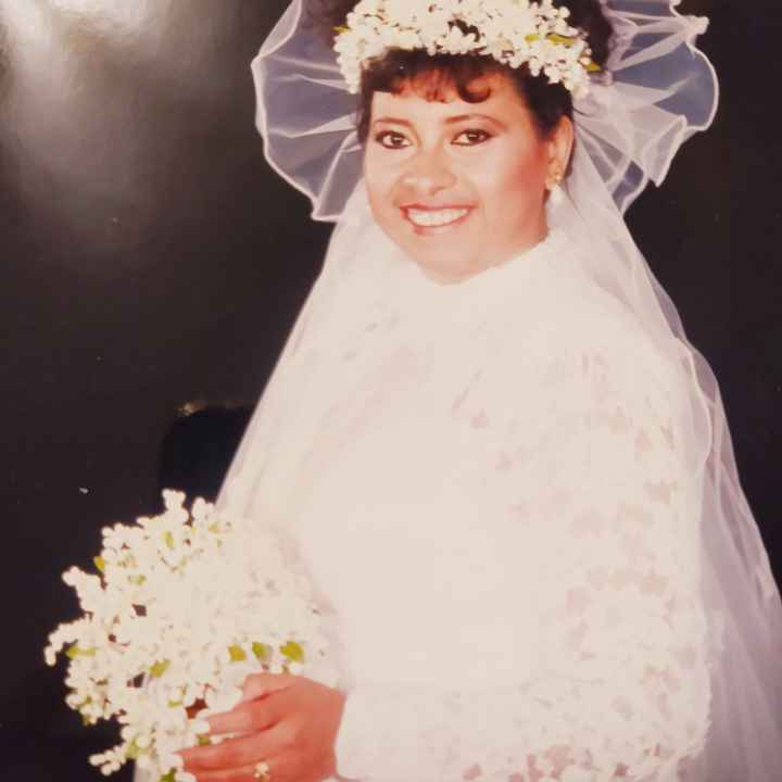¿Tienes algun foto de la boda de tus papás? - 2