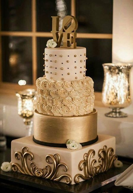 chocolate wedding cakes pinterest decoraci 243 n boda color dorado foro organizar una boda 12796