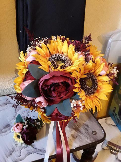 Tipos de ramo para novia 💐 2