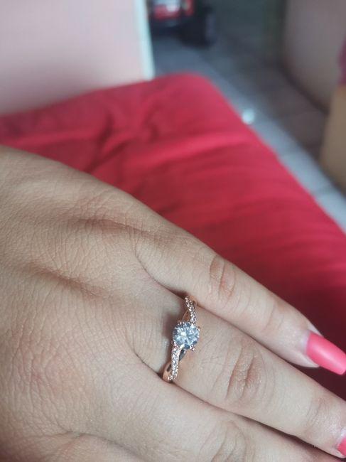 M de muestren sus anillos!!! 1
