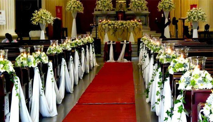 Decoracion de iglesia foro ceremonia nupcial - Foro decoracion ...