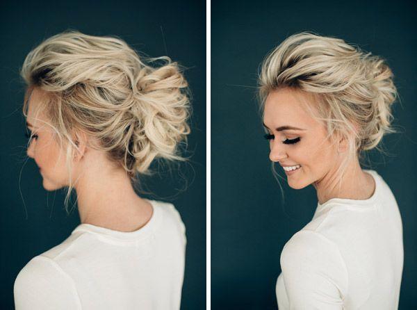 Querida brides, ayúdenme a elegir peinado! 2