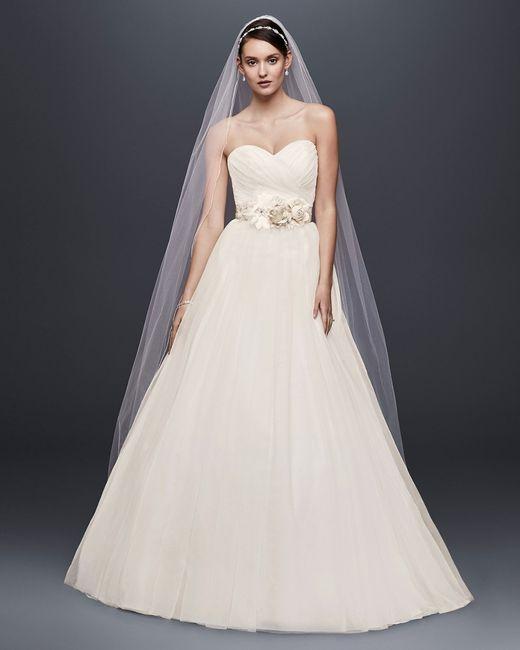 Vestido de novia, ¿Ángel o Diablita? 1