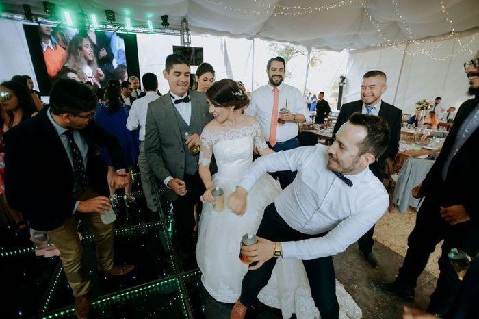 ¿Qué canción no quieres en tu boda? 1