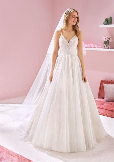 ¿Qué vestido te escogería tu amor? 1