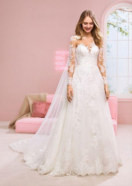 ¿Qué vestido te escogería tu amor? 2